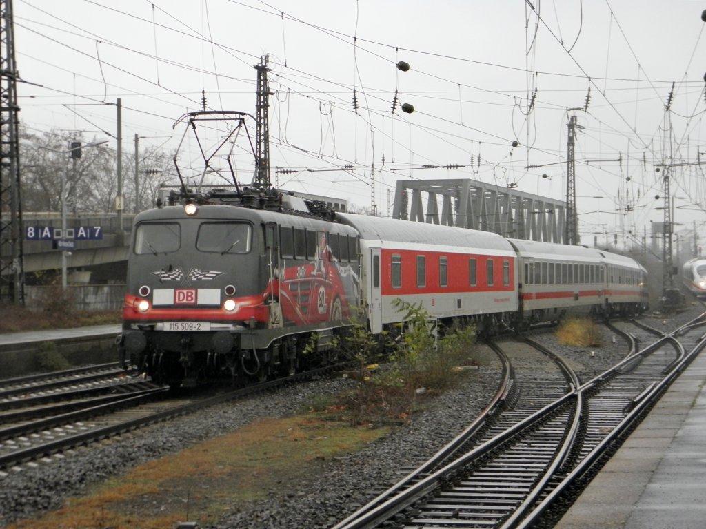 Autozug Köln