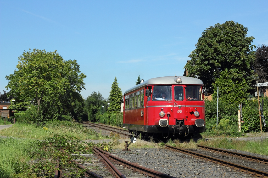 RSE MAN VT25 am 18.08.2012 in Troisdorf