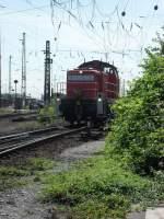 Br 296/81002/br-296-am-rangieren-in-koeln Br 296 am Rangieren in Köln Gremberg