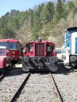 175 Jahre Deutsche Eisenbahn/105208/175-jahre-deutsche-eisenbahn-in-gerolstein 175 Jahre Deutsche Eisenbahn in Gerolstein.